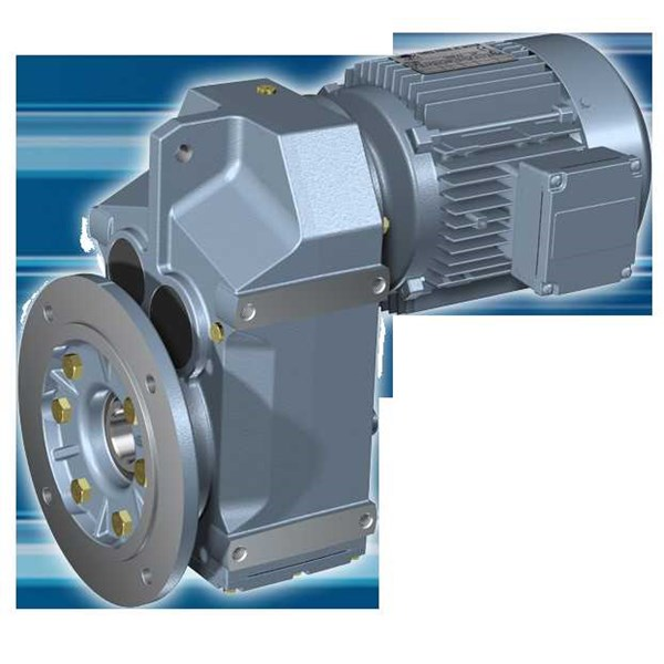 helical & bevel gear motor-4