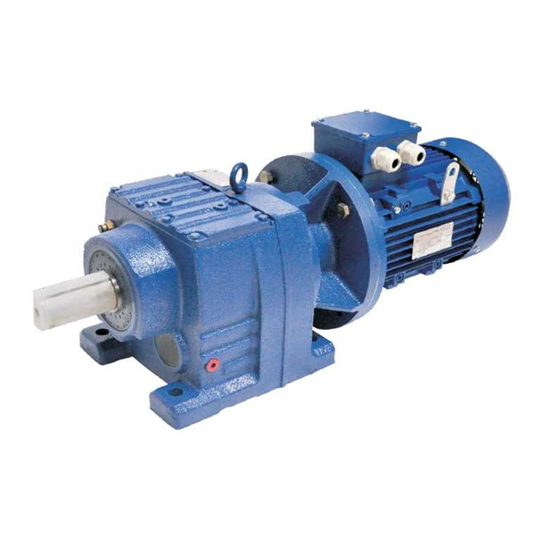 helical & bevel gear motor-5