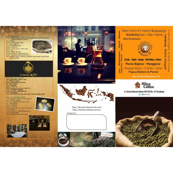 greenbean coffee papua baliem