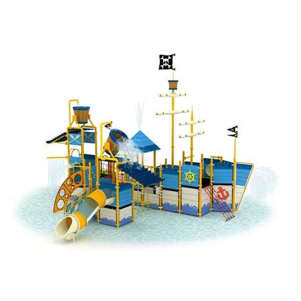 water play equipment under the sea sdm 12-2303-7