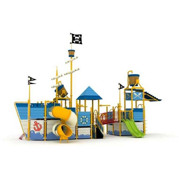 water play equipment under the sea sdm 12-2303-6