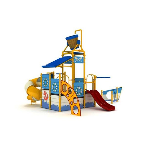 water play equipment under the sea sdm 12-2301-6