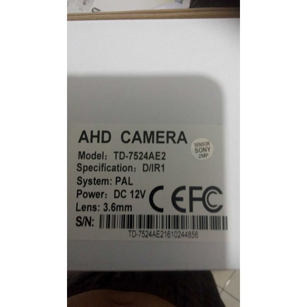 cctv full hd 2.0 mp 1080-1