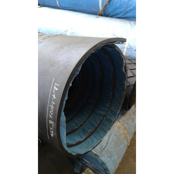 rubber lagging pulley-6