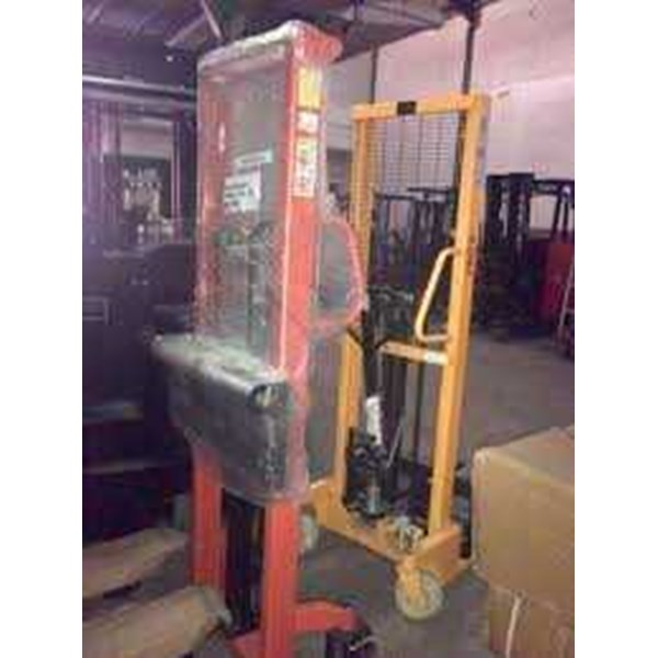 jual stacker manual stacker semi elektrik stacker full elektrik murah-5