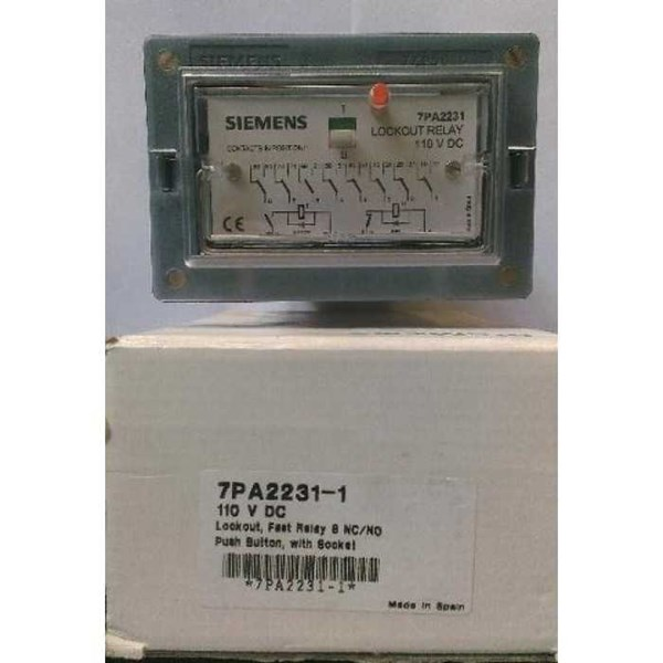 siemens 7pa2231-1 lock out relay-3