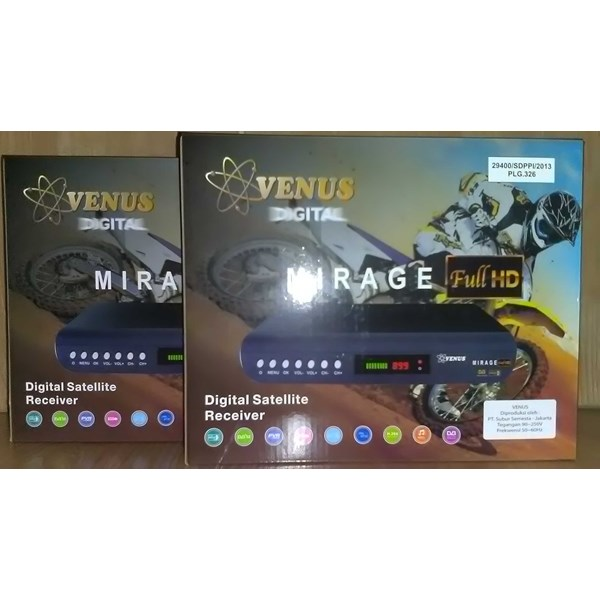 digital decoder mirage full hd