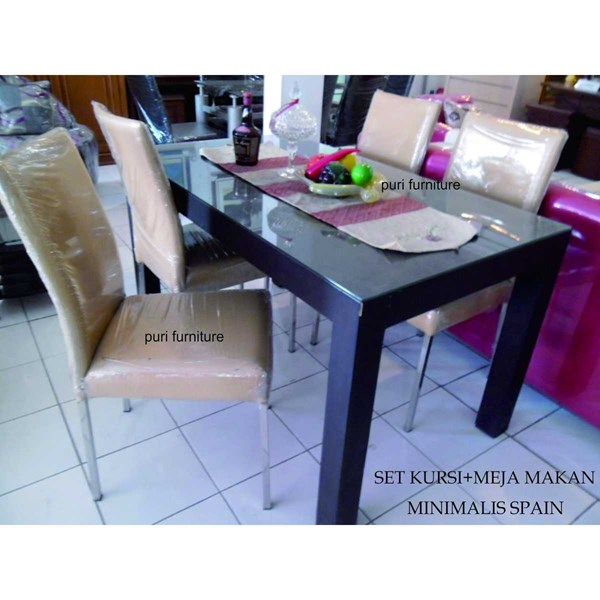 dining table stainless-2