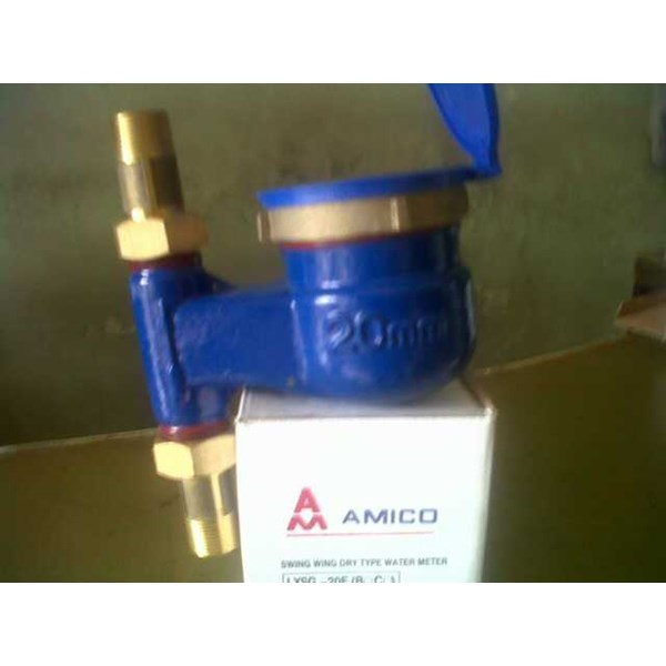 amico, amico water meter, flow meter amico-1