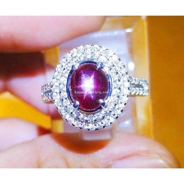 jual batu mulia natural ruby
