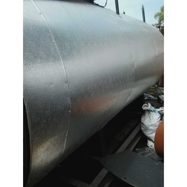 boiler steam yotk-shipley 3.600 kg/hr-1