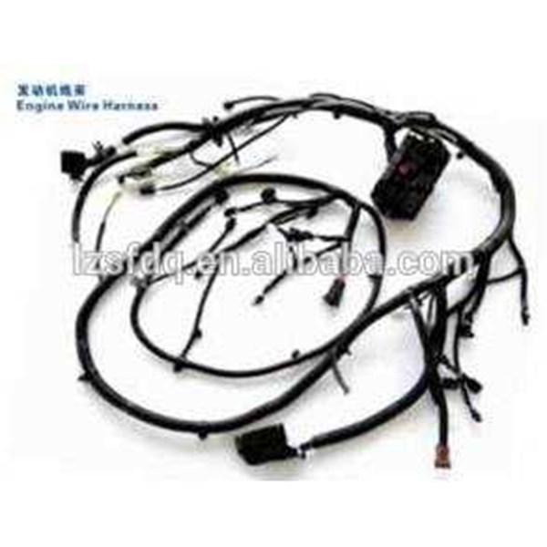 Car Body Wiring Harness Oleh Pt Shuangfei Electric Systems
