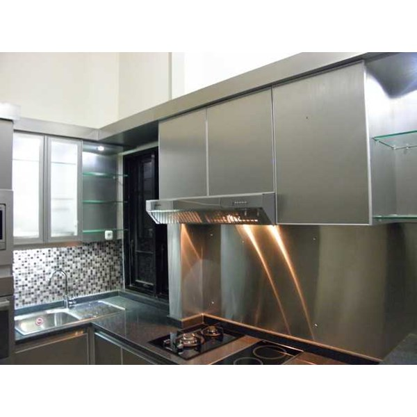 Jual Kitchen Set Stainless Steel Oleh Pt Ohara Tradia Indonesia Di