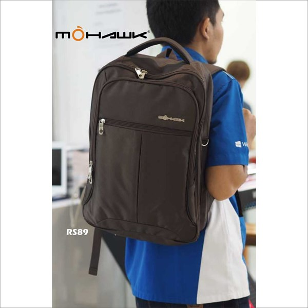 tas punggung/ransel/backpack laptop notebook netbook - mohawk rs89