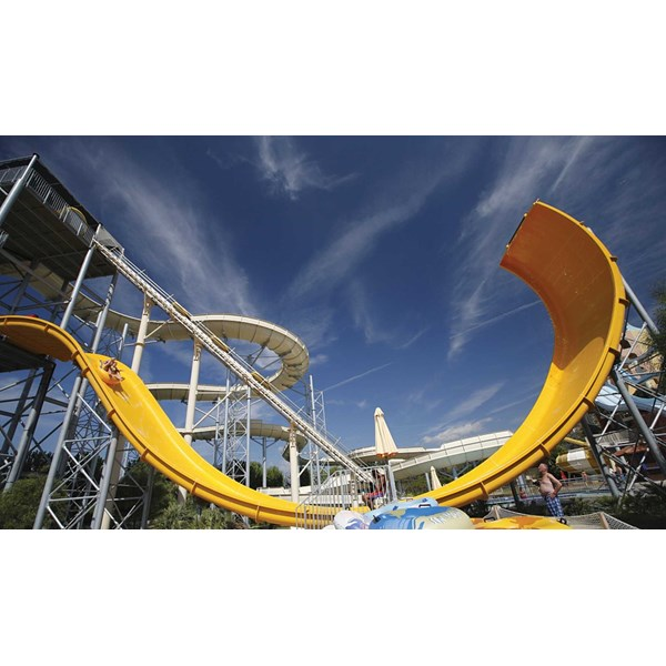seluncuran water park wave slide-5