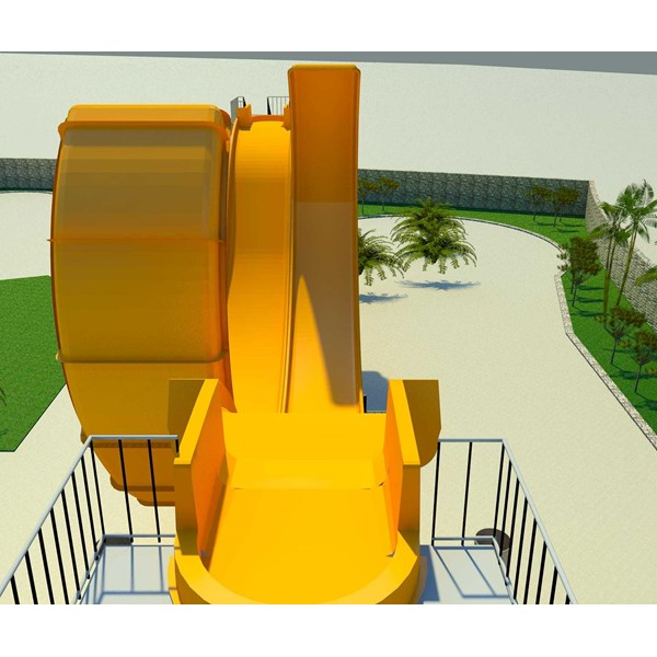 seluncuran water park d-wave slide-2