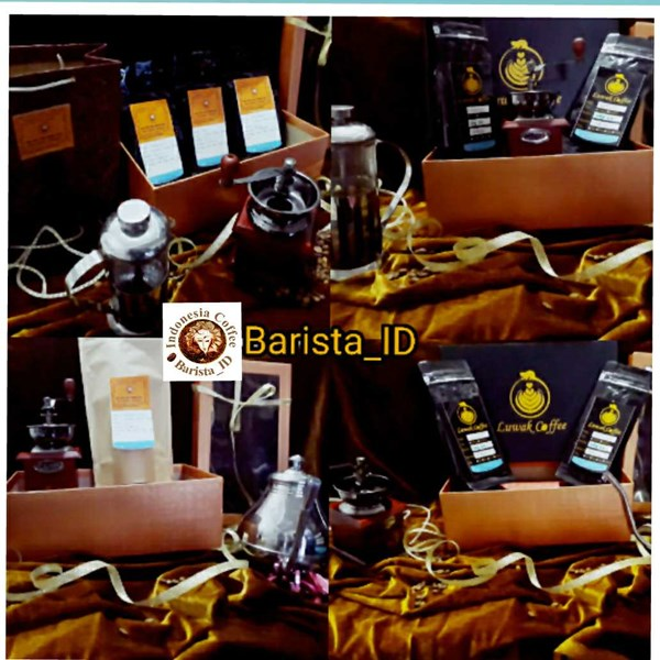 coffee package / paket kopi / parcel coffee