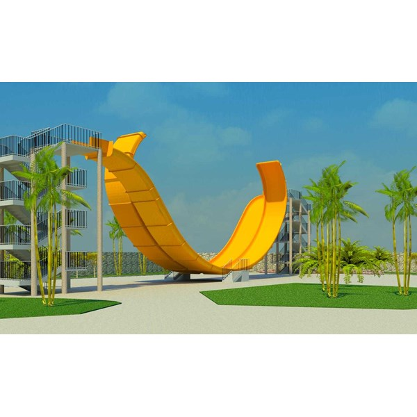 seluncuran water park d-wave slide-1