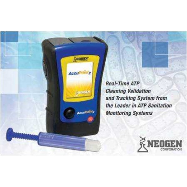Jual Accupoint Advanced Hygiene Monitoring System Neogen