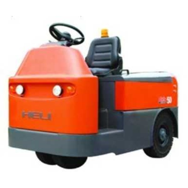 towing tractor electric/diesel-2