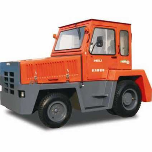 towing tractor electric/diesel-6