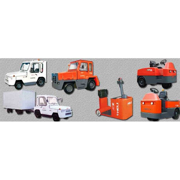 towing tractor electric/diesel