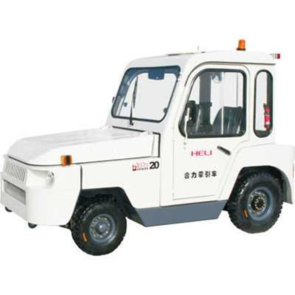 towing tractor electric/diesel-5