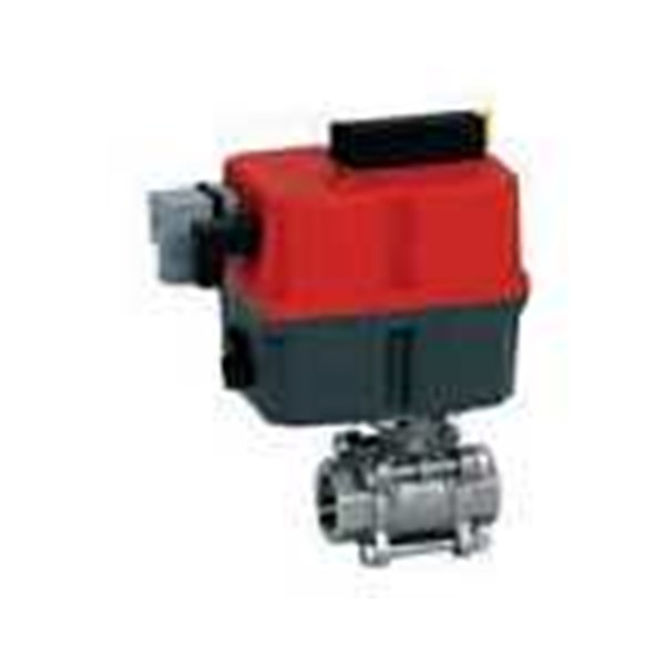 bee- three-piece automatic ball valves made of stainless steel