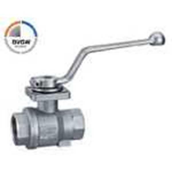 bee-one, two or three piece ball valves made of stainless steel