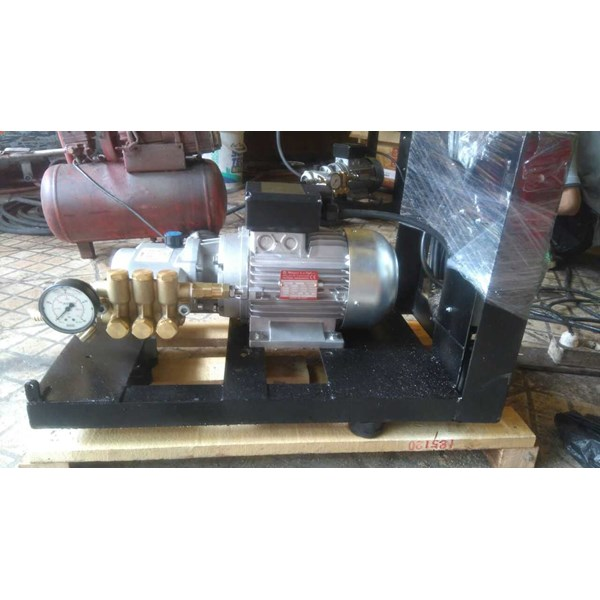 pompa hydrotest 100 bar - pompa hawk type hc-3