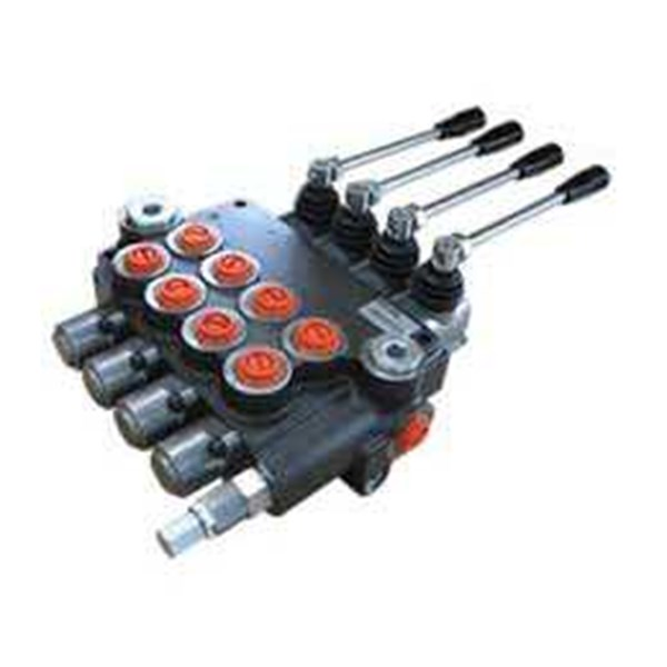 Hydraulic Hand Control Valve : Jual hydraulic hand control valve with relief p nucleo