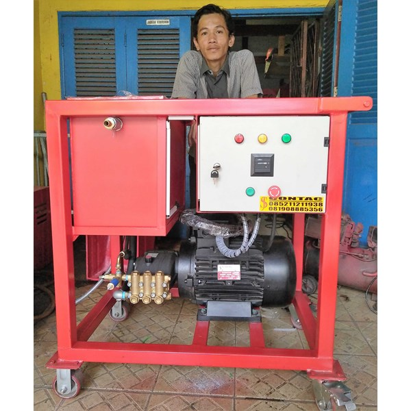 alat ukur tekanan 350 bar - hydrotest pump-2