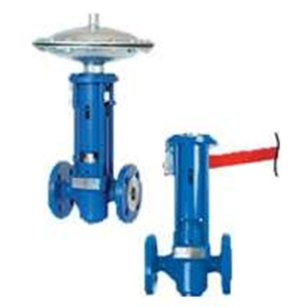 gestra control technology - blow-down valve