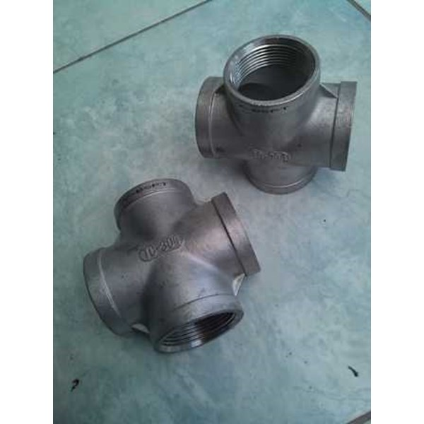 elbow tee union reducer cap class 3000 galvanis surabaya-5