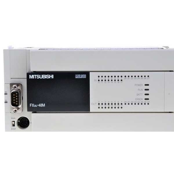 jual mitsubishi plc fx3u-48mr-ds