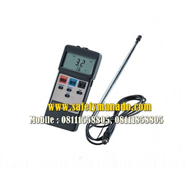 hot wire anemometer lutron am-4204-2