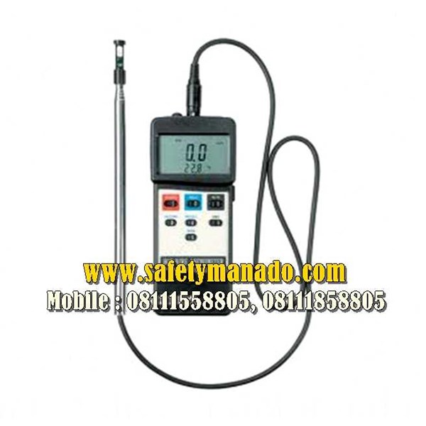 hot wire anemometer lutron am-4204-1