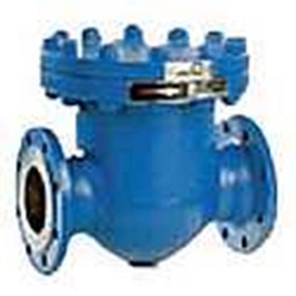 ksb swing check valves - staal® 40 akk/akks