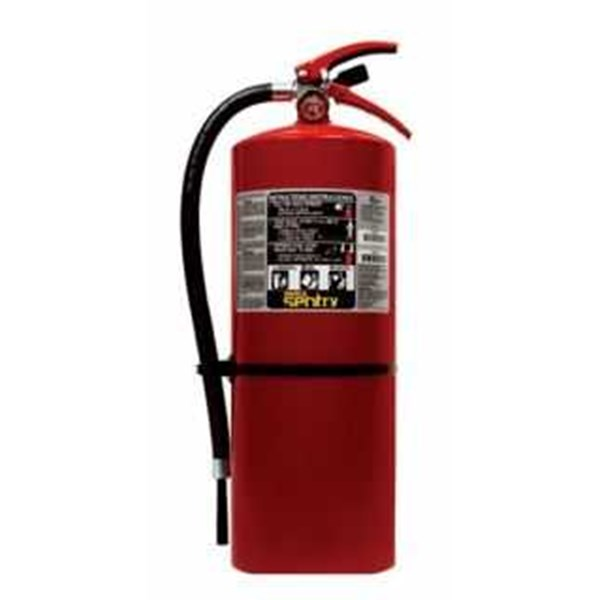 ansul tyco - sentry stored pressured dry chemical extinguisher