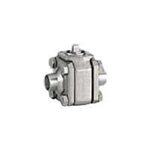 mecafrance - series ca, ball valve for high pressures