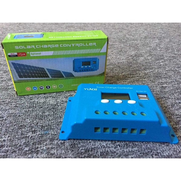 bcr,solar charge controller usb 10a-2
