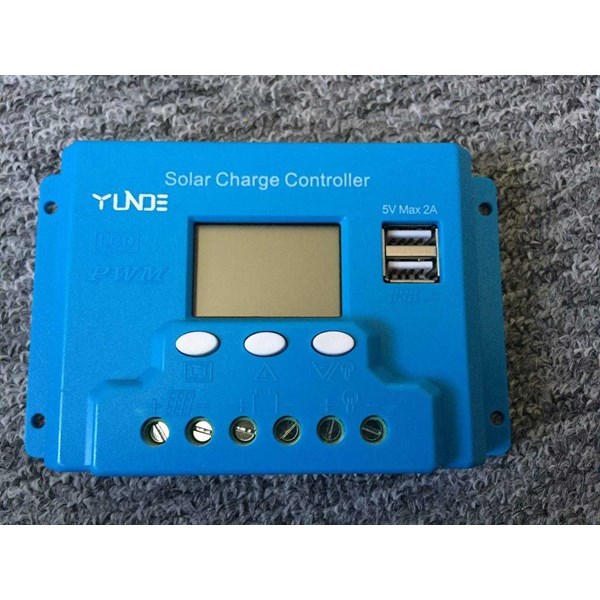 bcr,solar charge controller usb 10a-1