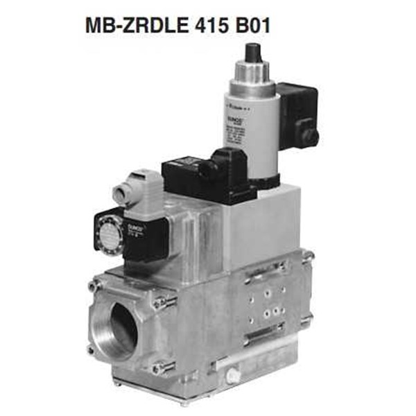 dungs gasmultibloc mb-zrdle 407 b01 s52 / mb-zrdle 407 b07 s22