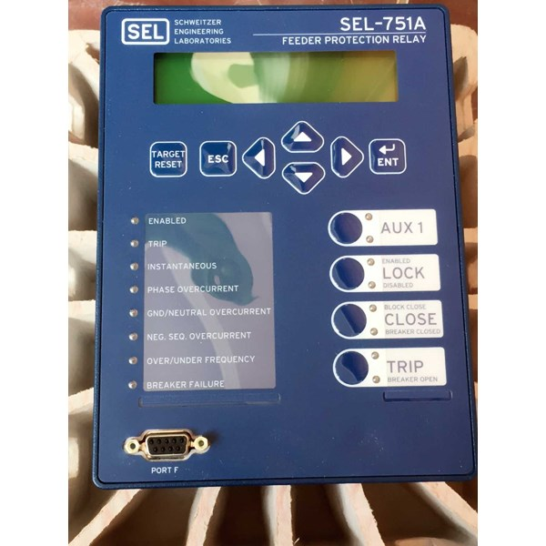 sel-751a feeder protection relay-3