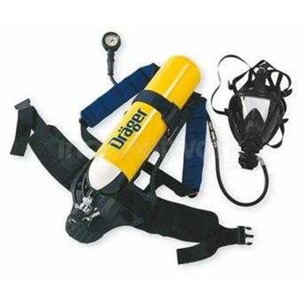 jual draeger breathing apparatus