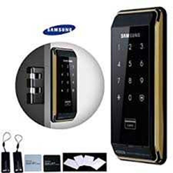 digital door lock shs-d500 samsung