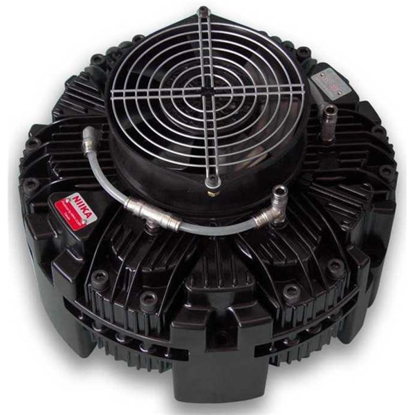 jual niika fan cooled brake valve