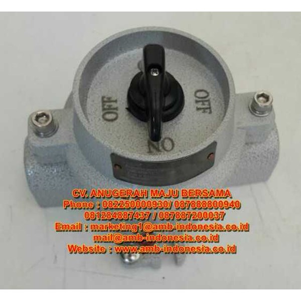 selector switch ex proof helon bzm-10 illumination swtch-1