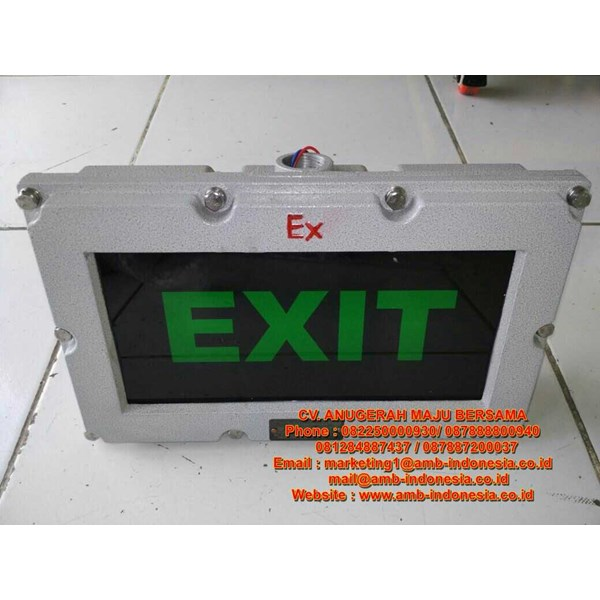 emergency exit ex proof helon bbd51 led exit signal lamp-3