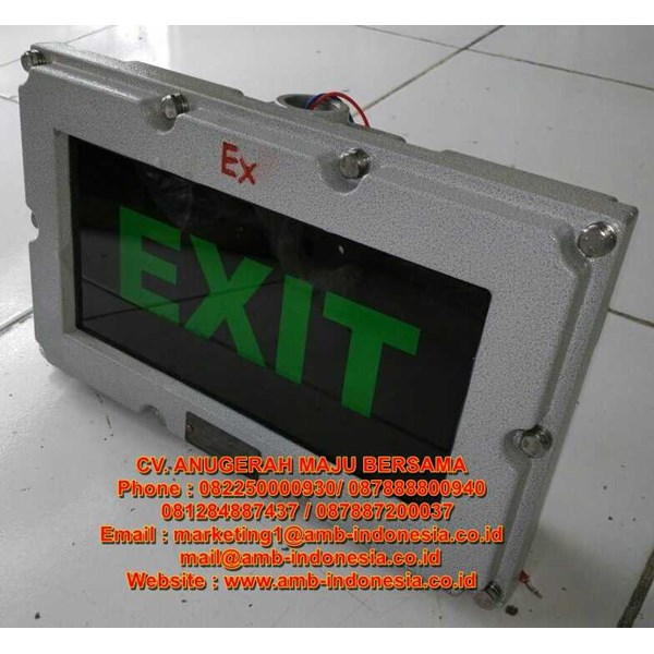 emergency exit ex proof helon bbd51 led exit signal lamp-4